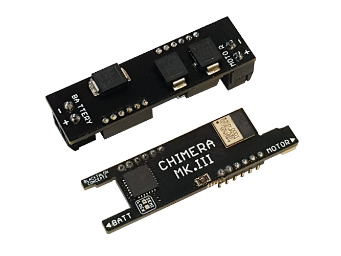 Airsoft AEG MOSFET - BTC Chimera for V2